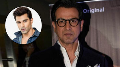 I wish that Karan Singh Grover does so well that people forget the original Mr. Bajaj: Ronit Roy