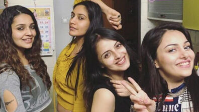 Ishqbaaaz actress Surbhi Chandna misses co-stars Shrenu Parikh, Mansi Srivastava