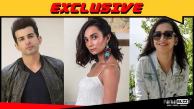 Jay Bhanushali, Ira Dubey and Plabita Borthakur in ZEE5's Parchayee: Ghost Stories by Ruskin Bond