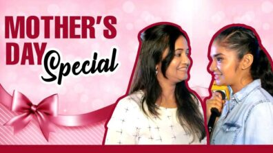 Jhansi Ki Rani: Anushka Sen celebrates Mother's Day with IWMBuzz