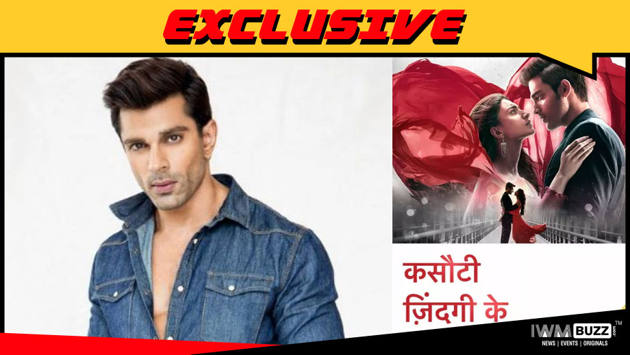 Karan Singh Grover unsure about doing Kasautii Zindagii Kay