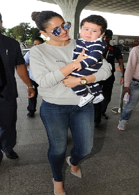 Kareena Kapoor's Style Includes All Generations of Fashion 7