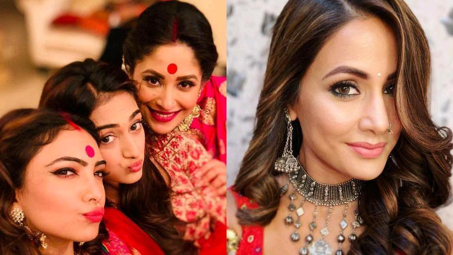 Kasautii Zindagii Kay: Erica, Hina, Shubhaavi and Pooja's dinner date