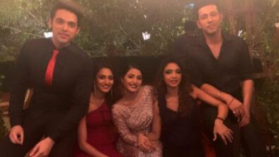 Kasautii Zindagii Kay: Parth, Erica, Pooja, Sahil's emotional farewell to Hina Khan