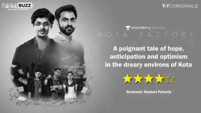 Kota Factory: A poignant tale of hope, anticipation and optimism in the dreary environs of Kota