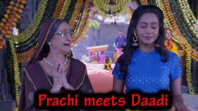 Kumkum Bhagya 3 May 2019 Written Update Full Episode: Prachi meets Daadi
