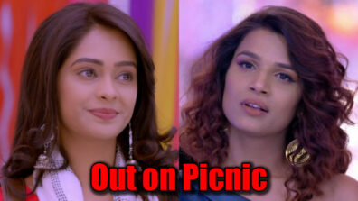 Kumkum Bhagya: Rhea and Naina out for a picnic