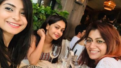 KumKum Bhagya: Sriti Jha, Mugdha Chaphekar and Aparna Mishra out for lunch