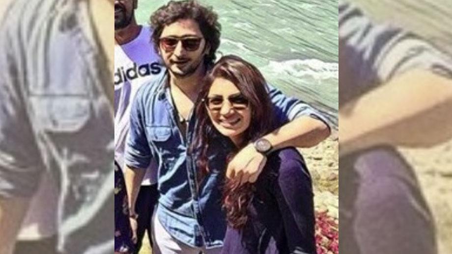 Kunal Karan Kapoor and Sriti Jha's cute moments 1