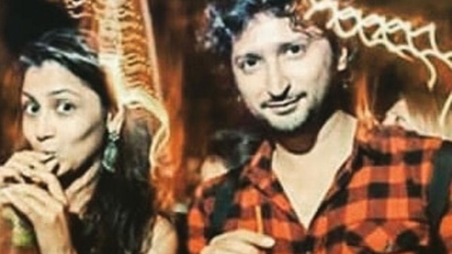 Kunal Karan Kapoor and Sriti Jha's cute moments 2