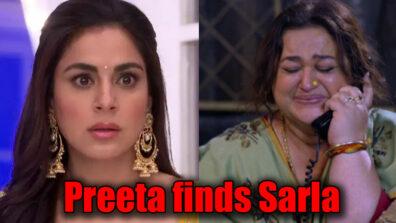 Kundali Bhagya: Preeta to trace kidnapped Sarla