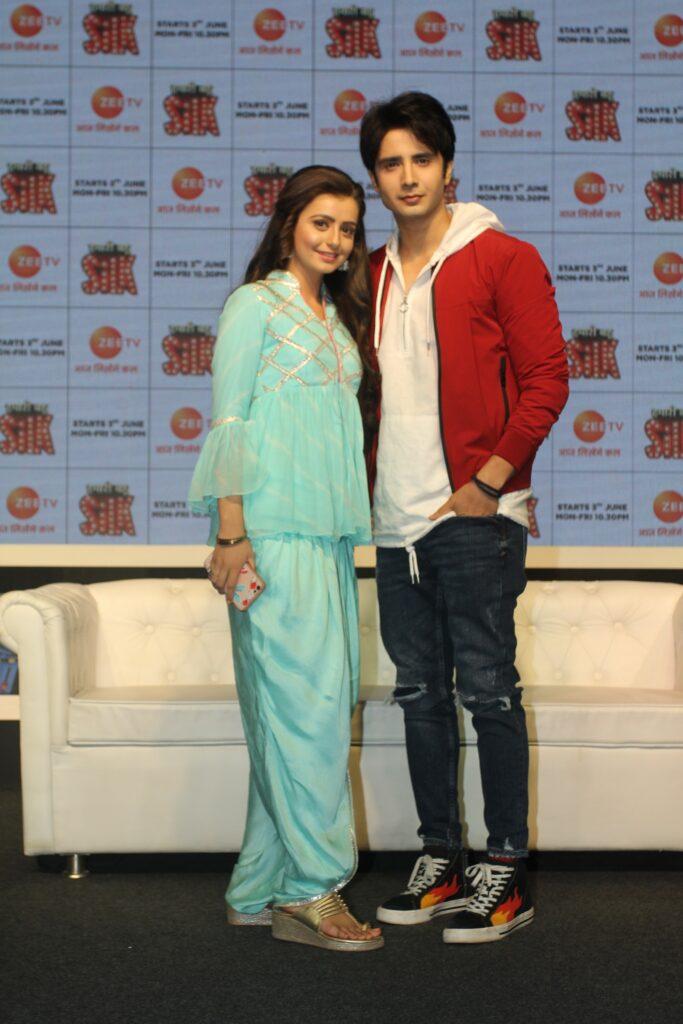Launch of Zee TV's Hamari Bahu Silk 1