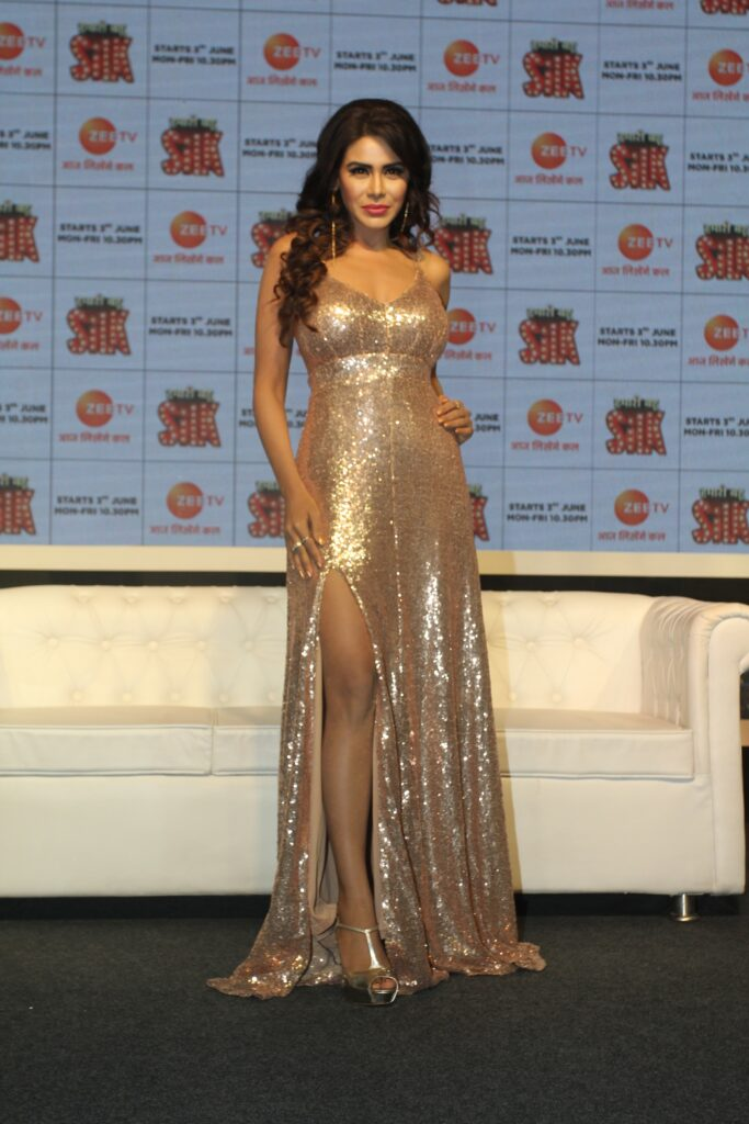 Launch of Zee TV's Hamari Bahu Silk 3