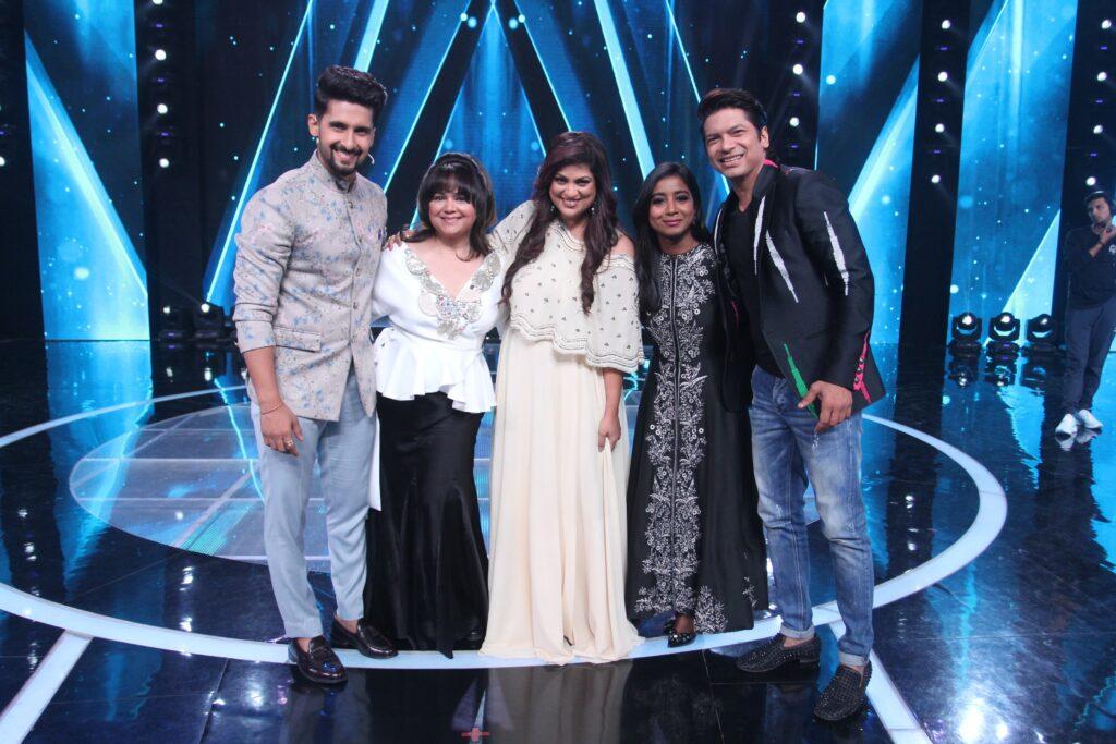 'Made in India' song sensation Alisha Chinai on Sa Re Ga Ma Pa Li'l Champs 3