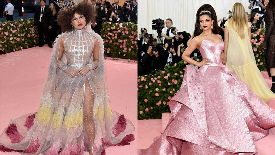 Met Gala 2019: Priyanka Chopra and Deepika Padukone walk the Red Carpet in style 7