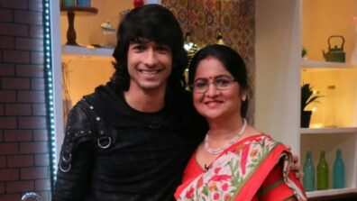 """My mother is the one who recognized the dancer within me"" -  Shantanu Maheshwari"