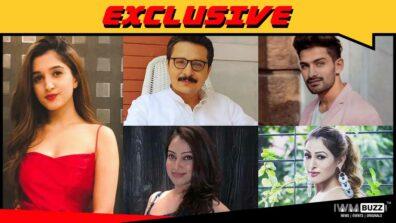 Nidhi Shah, Mandeep Kumar, Rushal Parakh, Bhavana Roy, Sanyo Mayer in Kawach 2