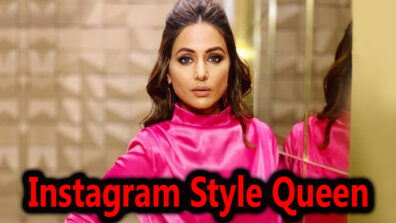 Our Instagram Style Queen of the month- Hina Khan 2