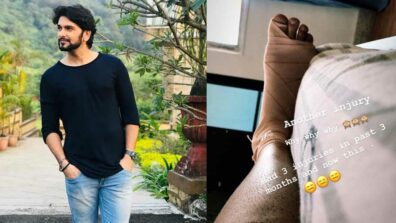 Rahul Sharma suffers hairline fracture on his toe