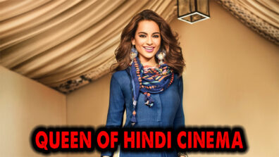Reasons why Kangana Ranaut is the truely the Queen of Hindi Cinema 1