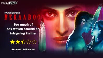 Review of ALTBalaji's Bekaboo: Too much of sex woven around an intriguing thriller