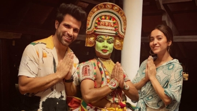 Rithvik Dhanjani and Asha Negi holiday in Kerala 10