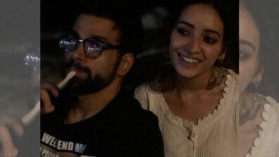 Rithvik Dhanjani, Asha Negi and friends hangout at Mohammed Ali road