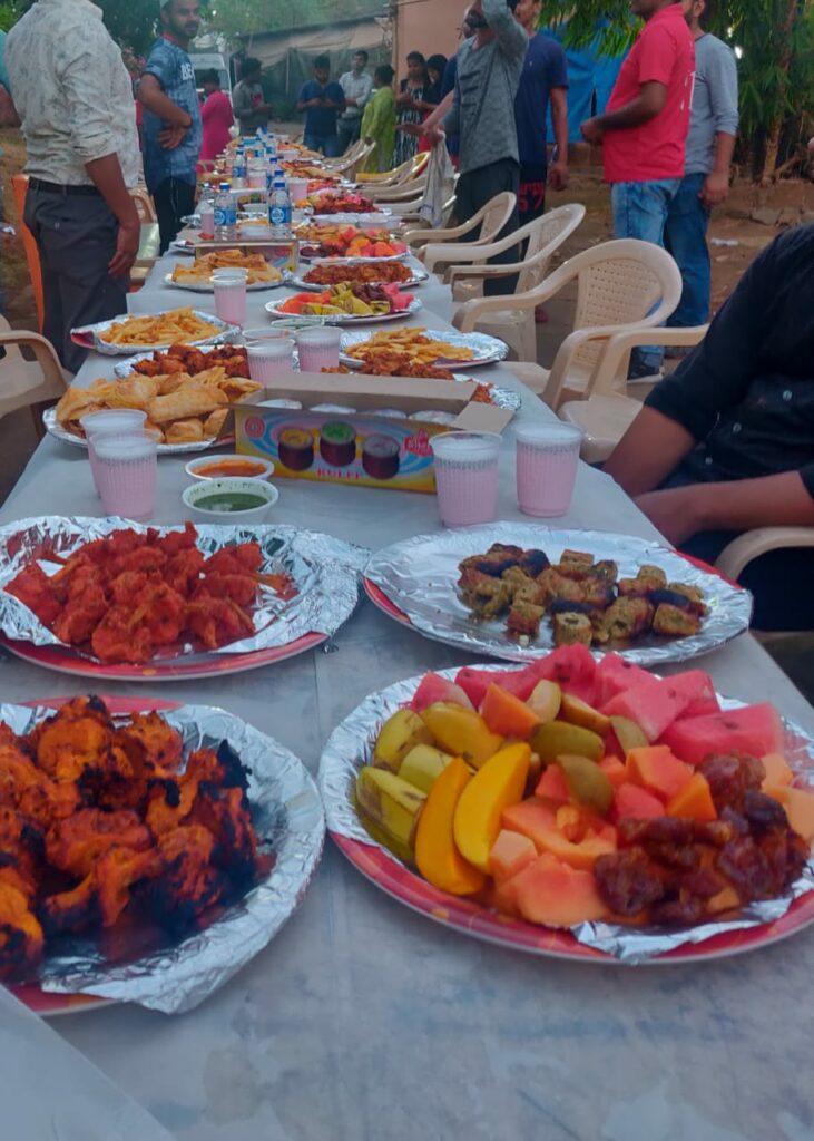Ritu Chaudhary Seth hosts iftar for Nazar team on her birthday 2