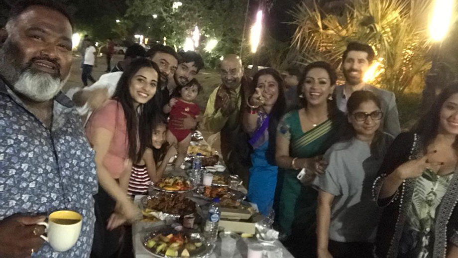Ritu Chaudhary Seth hosts iftar for Nazar team on her birthday 3