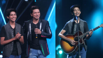 Shaan's son dazzles on the stage of Sa Re Ga Ma Pa L'il Champs
