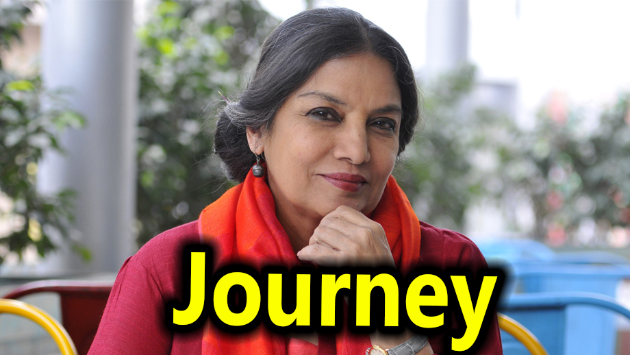 Shabana Azmi's journey from Stage to Screen 2
