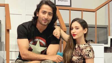 Shaheer Sheikh and Heli Daruwala show off their dance moves