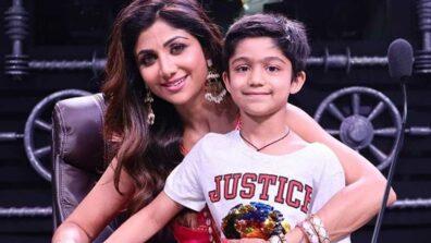 Shilpa Shetty's son Viaan Raj Kundra takes over Super Dancer Chapter 3