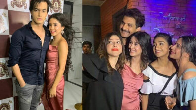 Shivangi Joshi rings in her birthday with Mohsin Khan, Surbhi Chandna, Aditi Bhatia...