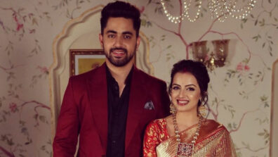 Shrenu Parikh wishes co-star Zain Imam on his birthday