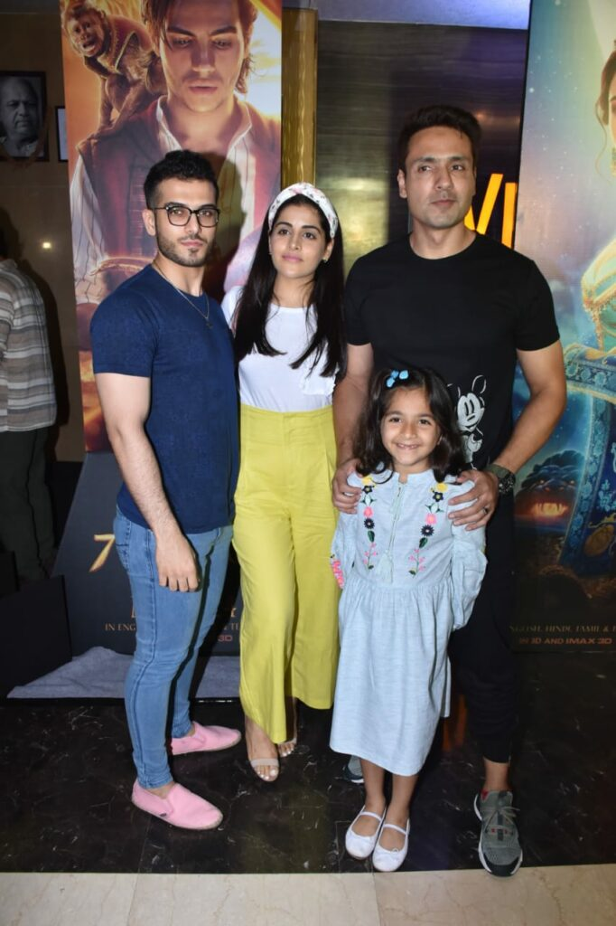 Special screening of Aladdin 2