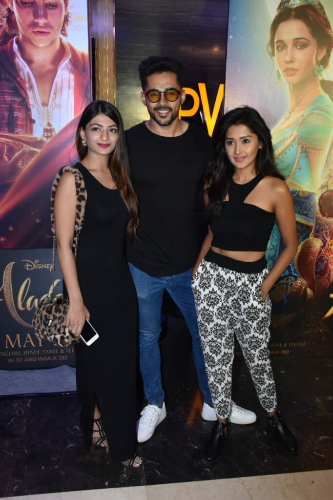 Special screening of Aladdin 3