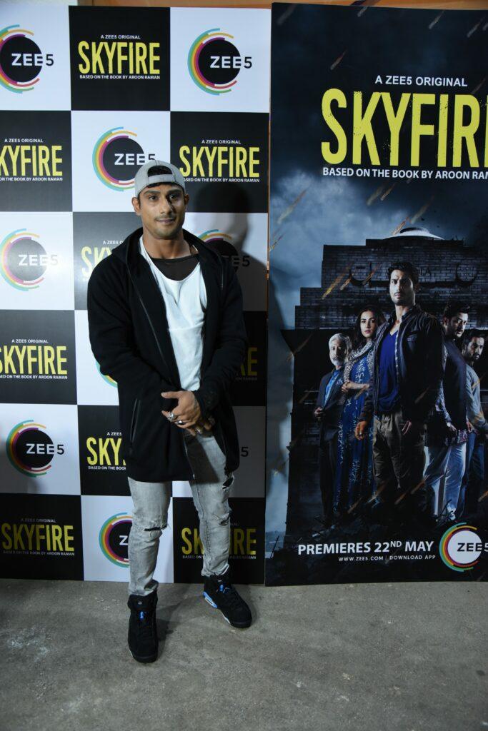 Special screening of ZEE5 Original Skyfire 7
