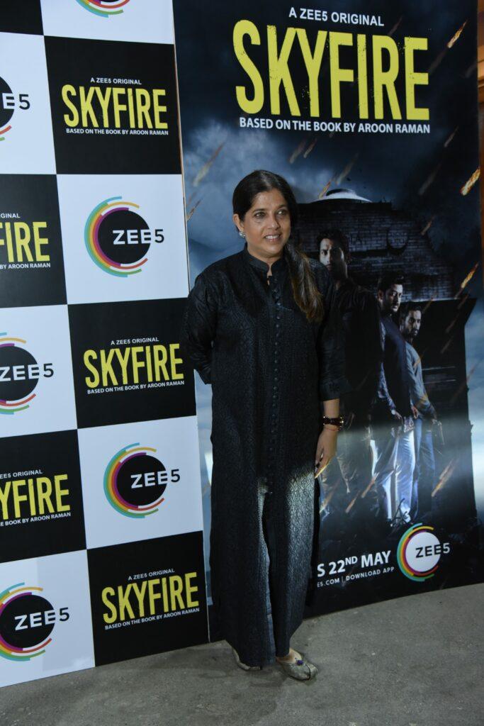 Special screening of ZEE5 Original Skyfire 8