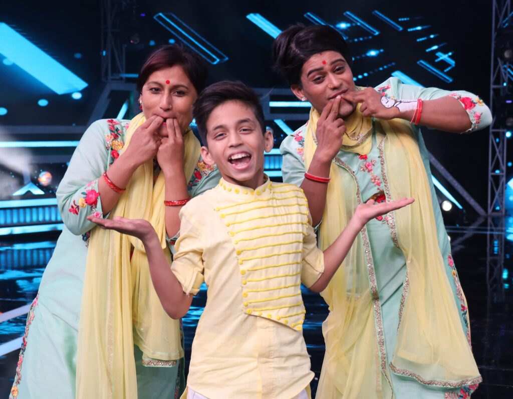 Super Dancer Chapter 3: Mother's Day special episode with Kumar Sanu 4