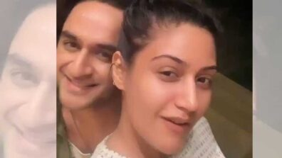 Surbhi Chandna wishes Vikas Gupta on his Birthday