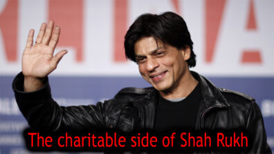 The charitable side of Shah Rukh is something his biggest fans would not know about 1