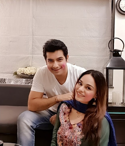 The feeling was surreal when I placed sindoor on Ripci's forehead: Ssharad Malhotra 1
