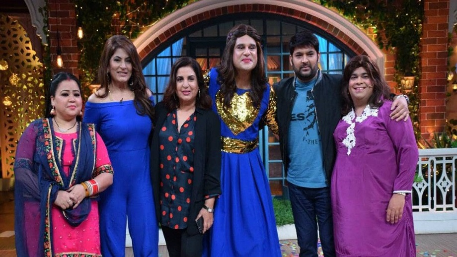 The Kapil Sharma Show 12 May 2019 Written Update: Farah is here to celebrate Mother's Day