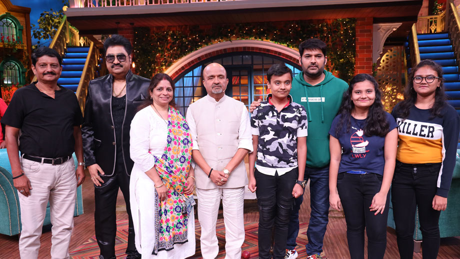 The Kapil Sharma Show: Kumar Sanu was slapped by his father during his first stage performance
