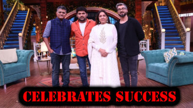 The Kapil Sharma Show Written Update 4 May 2019 Full Episode : Gajraj Rao and Neena Gupta celebrate Badhaai Ho success