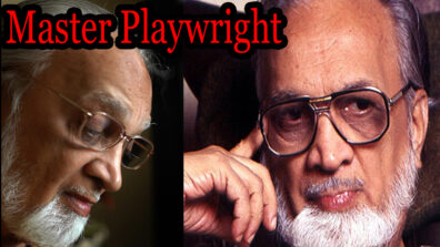 The Master Playwright of India, Vijay Tendulkar 1