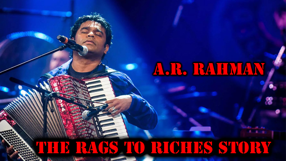 The Rags to Riches Story of A.R. Rahman 3