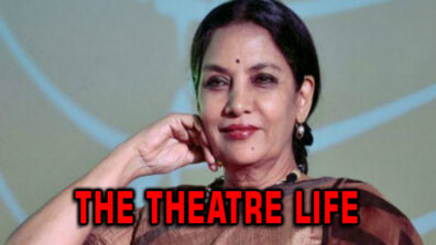 The theatre life of Shabana Azmi 1