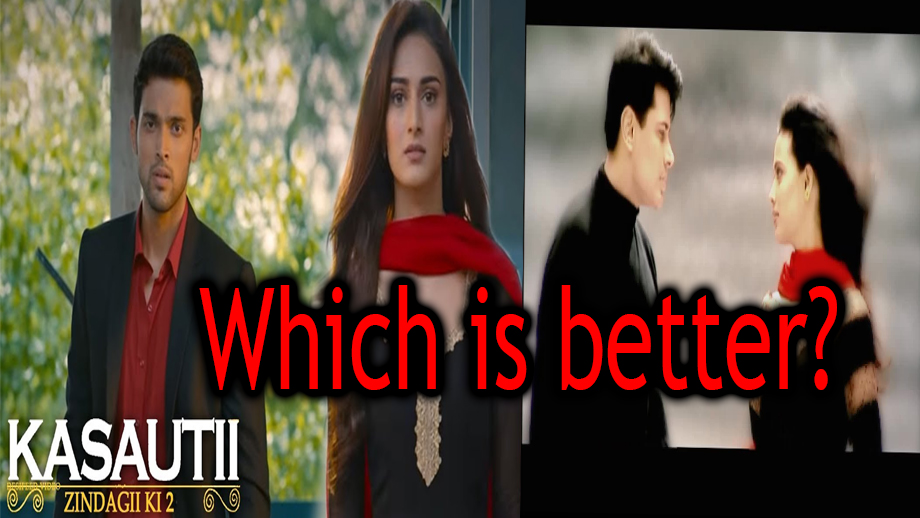 Then vs. Now: Which Kasautii Zindagii Kay is better? 1